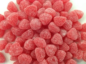 Cherry Jelly Hearts