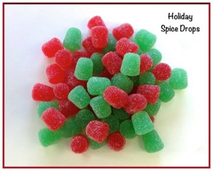 Holiday Sour Drops
