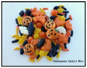 Gourmet Halloween Chocolates