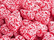 Nonpareil Cherry Hearts