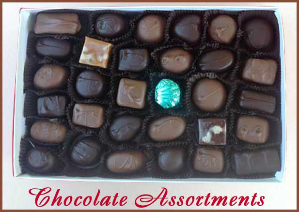 Handmade Custom Assortments