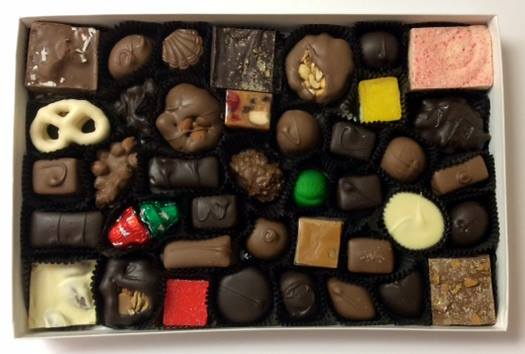 Chocolate Assortments Gift Boxes